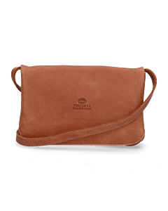 Evening-bag-hand-buffed-leather-Cognac