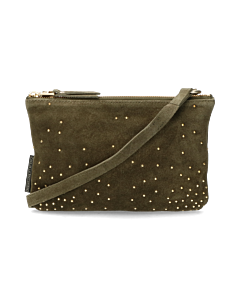 Crossbody-suede-with-tiny-studs-green
