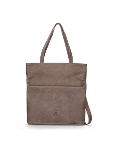 Shoulderbag-hand-buffed-leather-Light-Taupe