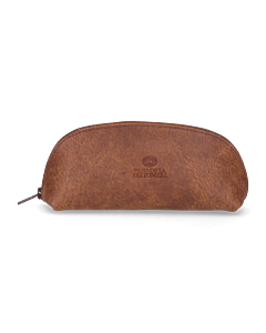 Make-up-bag-hand-buffed-leather-brown