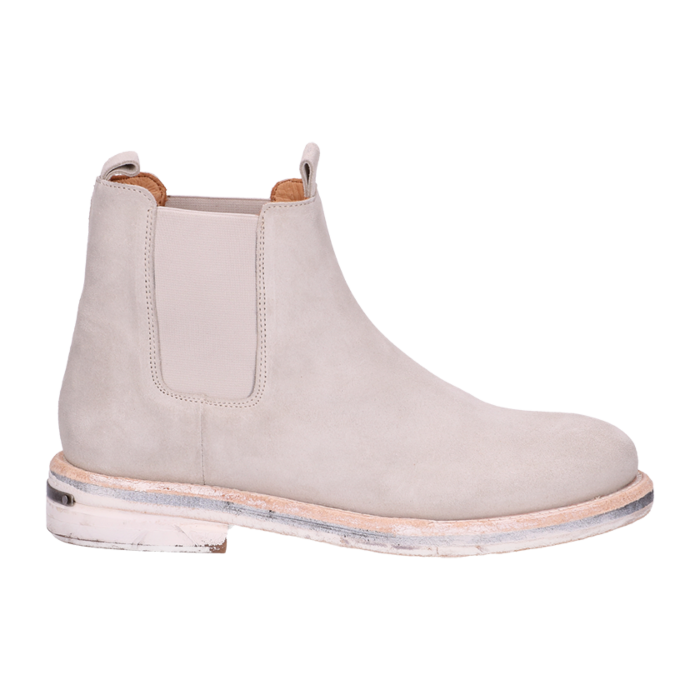 f2fc9f26c76 Chelsea boot suede Off White