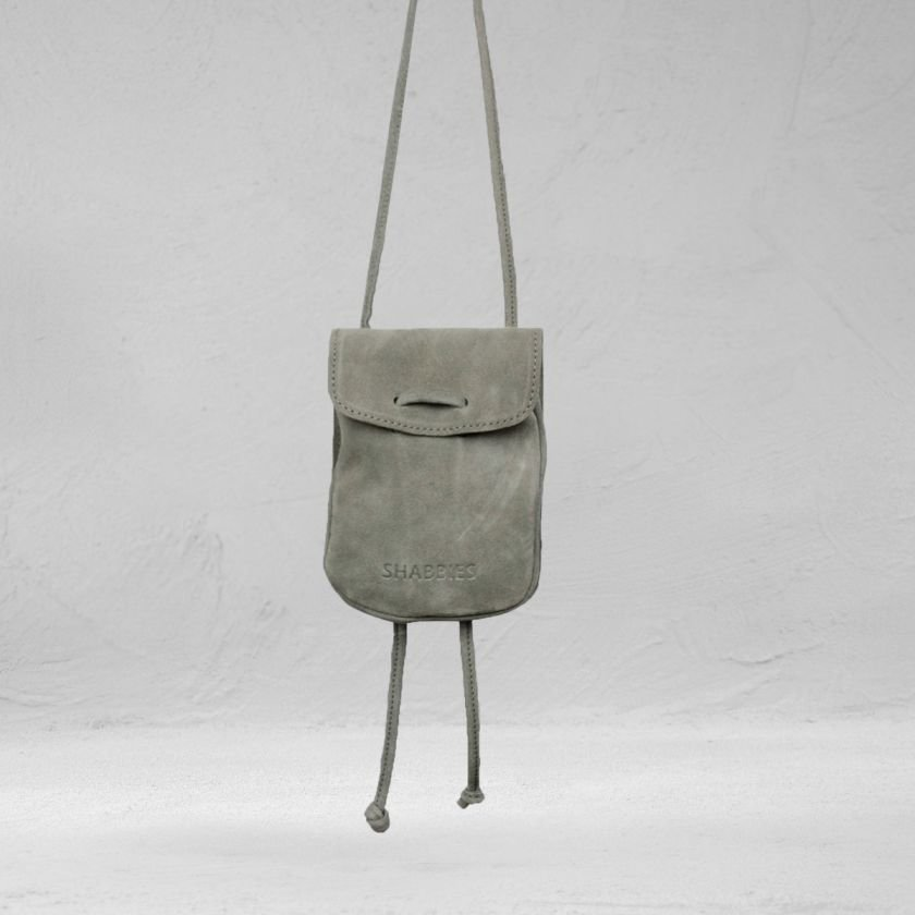 CROSS-BODY-SMALL-SUEDE-Olive