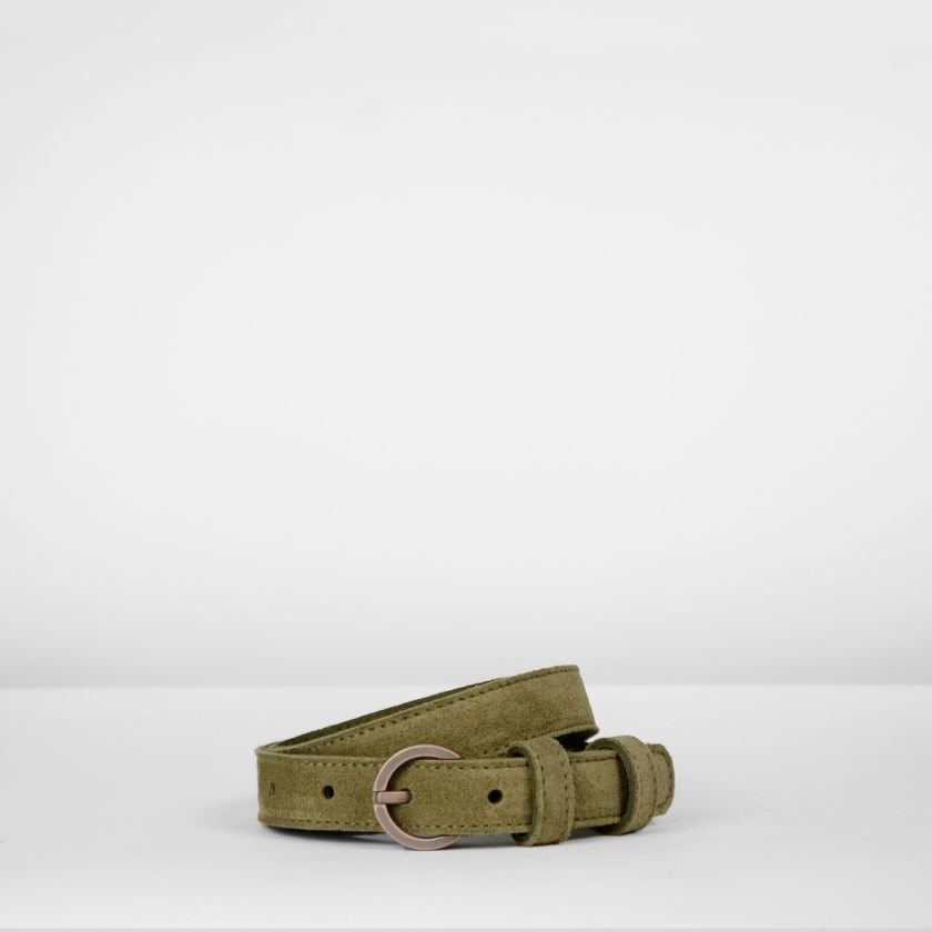 Belt-suede-Taupe