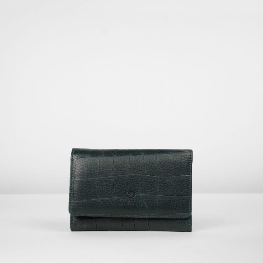 WALLET-SMALL-PRINTED-LEATHER-Dark-Green