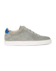 Sneaker-perforated-suede-grey