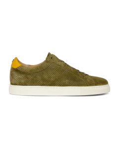 Sneaker-perforated-suede-taupe