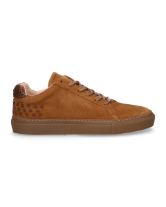 Sneaker-luxury-suede-Brown