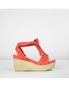Espadrille-wedge-suede-coral