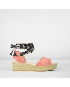 Espadrille-lace-up-suede-coral-red