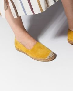 Espadrille-suede-Yellow