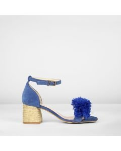 Yara-Michels-heeled-sandal-suede-denim