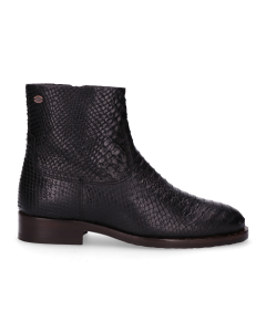 Ankle-boot-printed-leather-Black