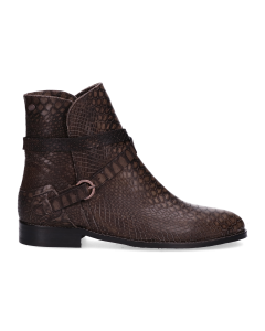 Ankle-boot-printed-leather-Antracite