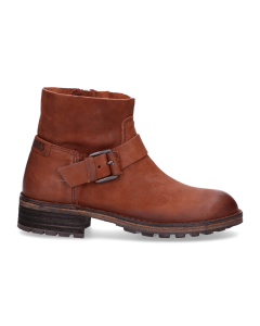 Ankle-boot-waxed-grain-leather-Brown