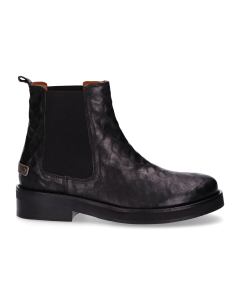 Ankle-boot-printed-leather-Black-