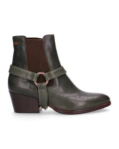Chelsea-boot-soft-smooth-leather-Green
