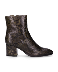 Ankle-boot-printed-leather-Dark-Olive