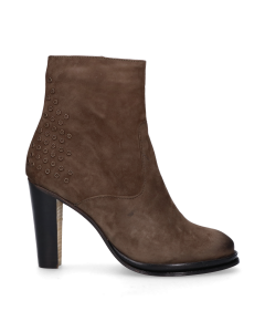 Ankle-boot-luxury-suede-Dark-Olive