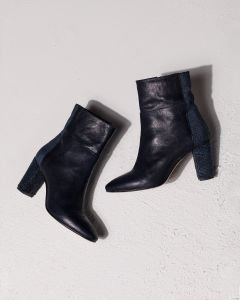 Fred-x-Sanny-Ankle-boot-smooth-leather-Dark-Blue