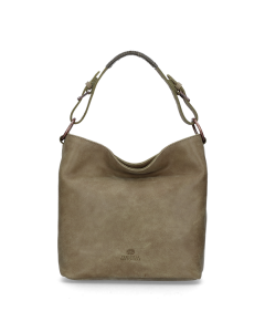 Schoulderbag-hand-buffed-leather-Olive