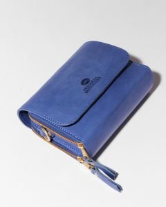 Shoulderbag-smooth-leather-Cobalt-Blue