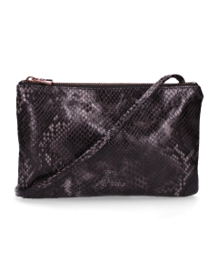 Cross-body-envelope-bag-printed-leather-Antracite