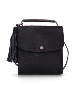 Cross-body-met-pony-zwart