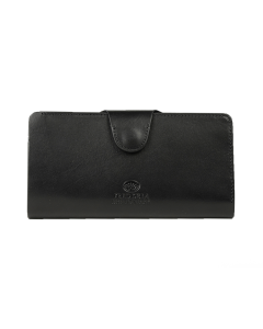 Wallet-leather-with-snapclosure-black