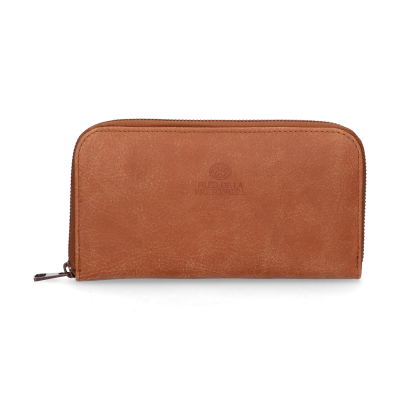 Wallet-medium-hand-buffed-leather-Cognac