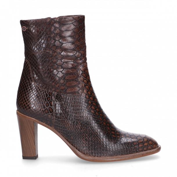 Ankle-boot-printed-leather-Dark-Taupe
