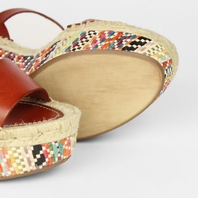 Espadrille-wedges-leather-brown