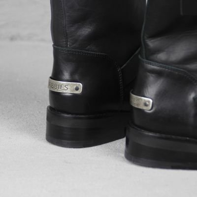ANKLE-BOOT-<3-CM-SMOOTH-LEATHER-Black