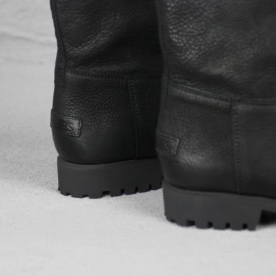Boot-waxed-grain-leather-Black