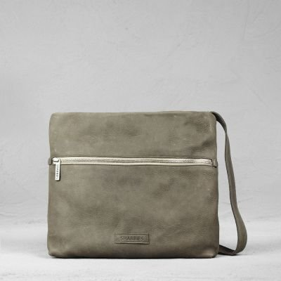 Cross-body-heavy-grain-leather-Taupe