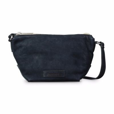 Shoulderbag-waxed-grain-leather-Dark-Blue