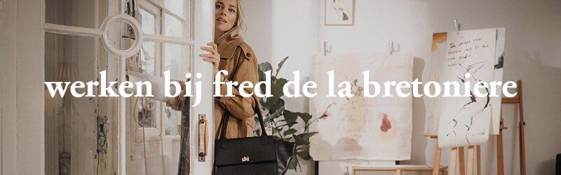 Werken bij Fred de la Bretoniere